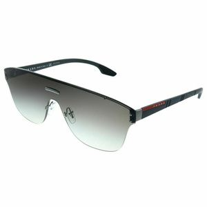 Prada Shield Style Grey Gradient Lens